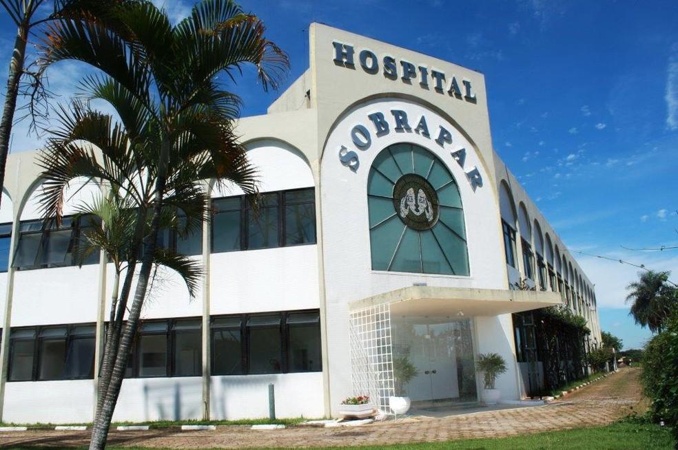 Hospitais como o Sobrapar recebem pacientes de todo o Brasil para tratamentos de longa duração (Foto: Divulgação)