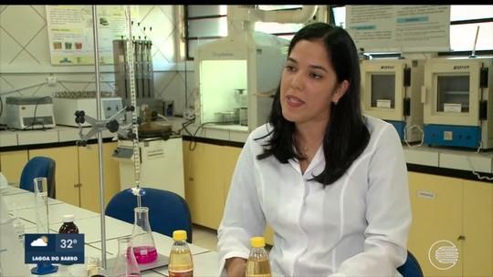 Pesquisadora da Universidade Federal do Piauí desenvolve isotônico de cajuína