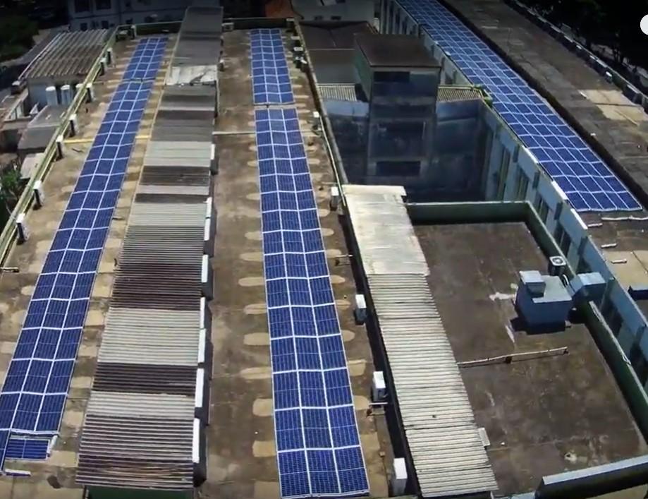 HC-UFTM pode economizar mais de R$ 300 mil com uso de placas solares