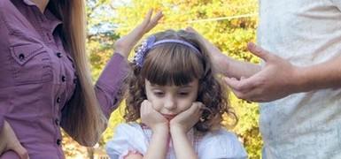 Estudo mostra como crianças lidam com separação dos pais (Shutterstock)