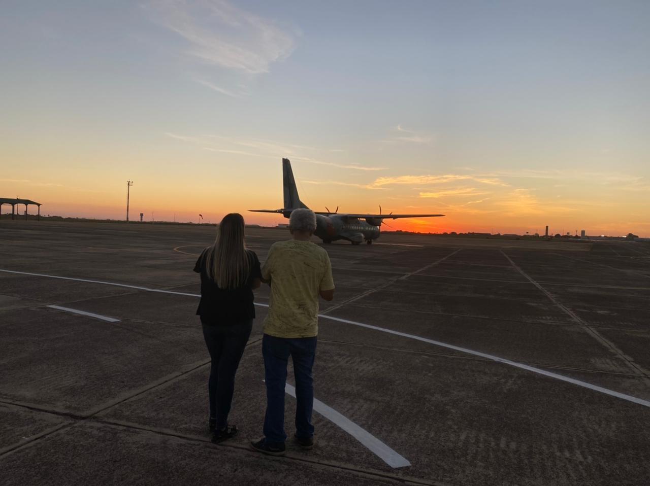 MS envia mais três pacientes a Rondônia e totaliza 37 remanejados a outros estados
