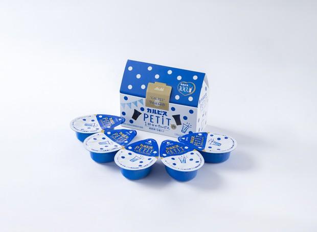 Embalagem Calpi  - PETIT estará na mostra da Japan House (Foto:  Divulgação / Japan House)