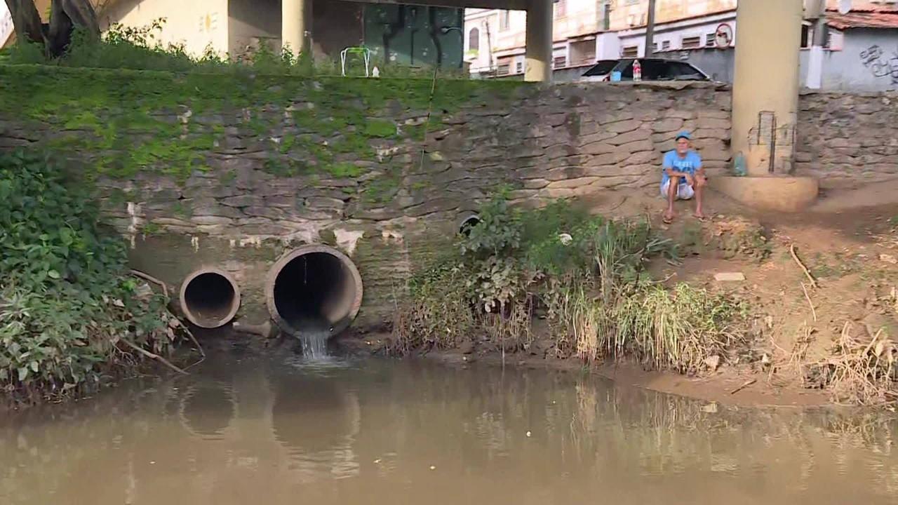 Expedição Água: Paraíba do Sul recebe esgoto, lixo e rejeitos industriais