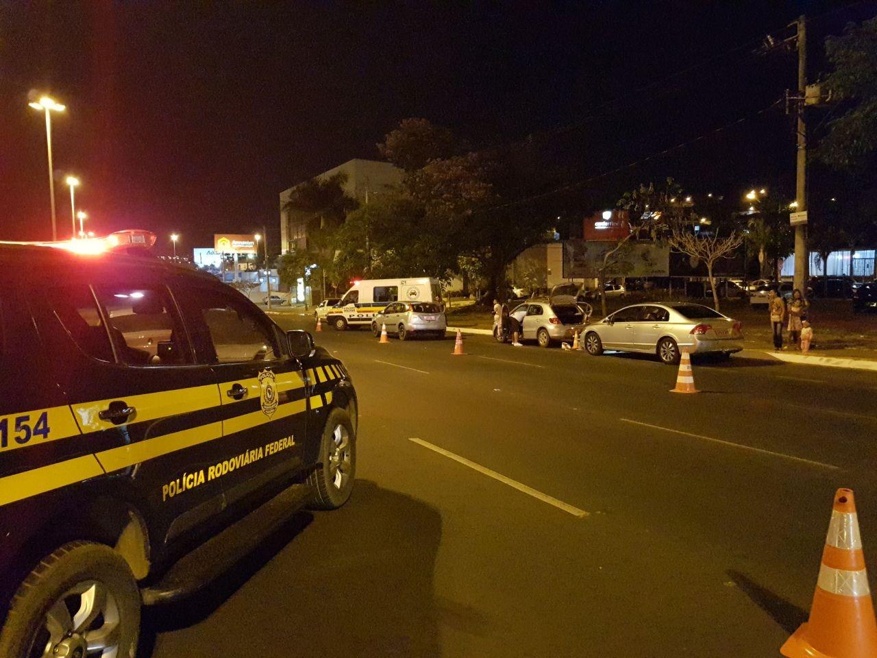 Polícia Militar realiza operação 'São Cristóvão' em Uberlândia com foco em condutores de veículos