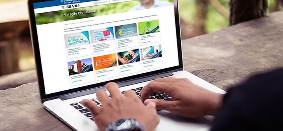 Senai Piracicaba Firma Parceria Com Prefeitura Para Oferecer 18 Cursos Online Piracicaba E Regiao G1