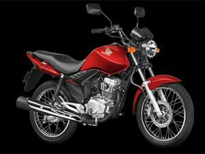 Honda CG 150 Fan (Foto: Divulgação)