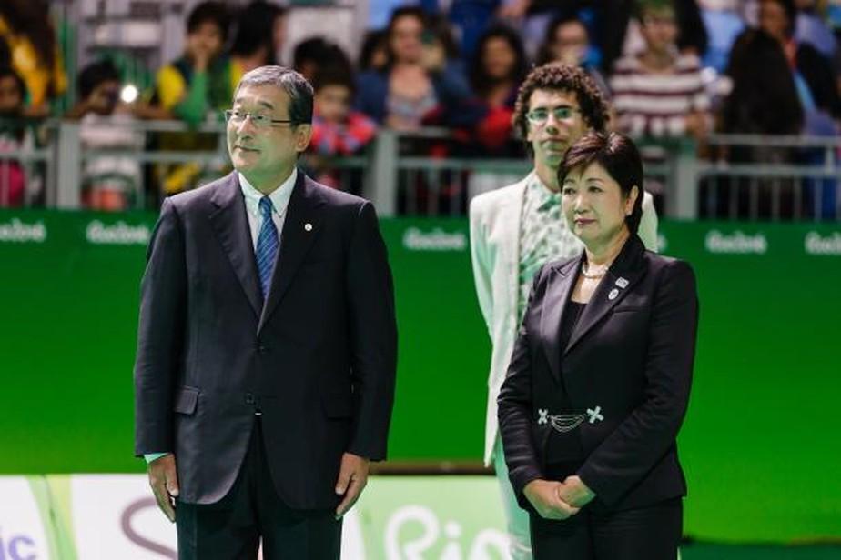 Governadora de Tóquio diz que Paralimpíadas são prioridade em 2020