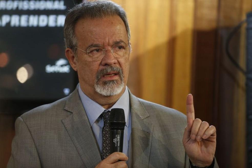 O ministro da Segurança Pública, Raul Jungmann (Foto: Tânia Rêgo/Agência Brasil)
