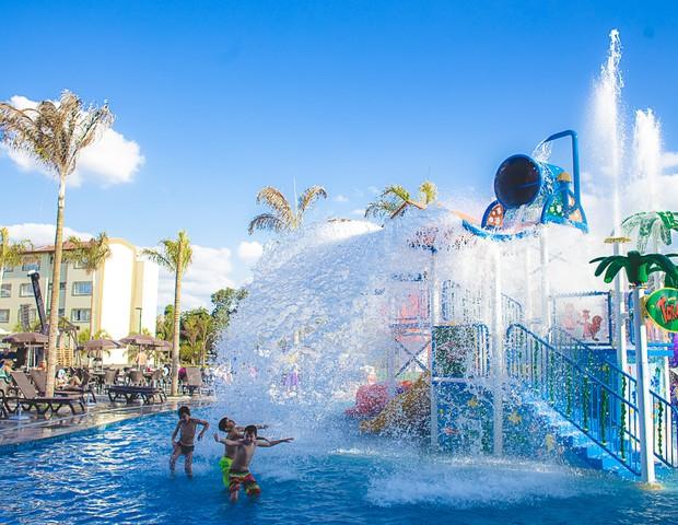 Aqualegre, o novo playground aquático do Tauá Atibaia (Foto: Raphael Simons)