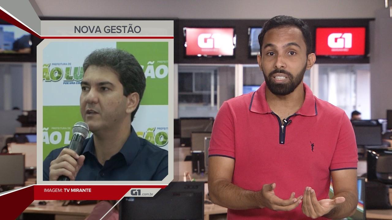 Eduardo Braide anuncia a ampliação da faixa de isenção do alvará para empresas em São Luís