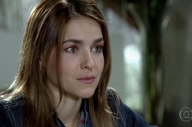 Monique Alfradique como Beatriz em cena de 'Fina estampa' (Foto: Reprodução)