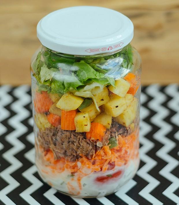 Salada Confort, do Horta Local (Foto: Divulgação)