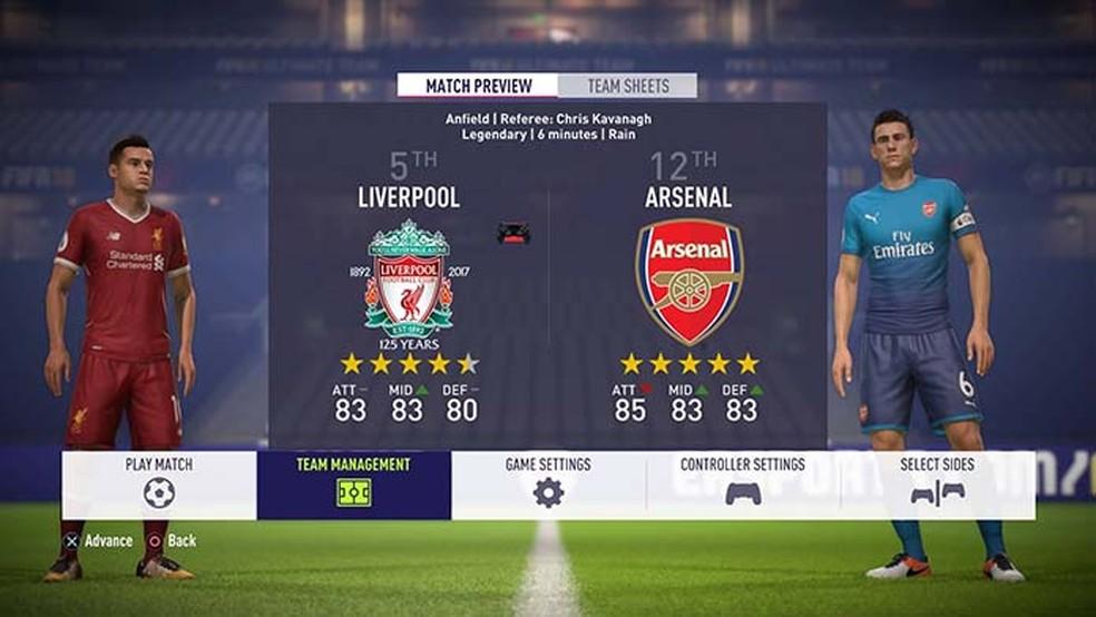 Fifa 18 x PES 2018: veja a comparação dos gráficos dos games | Jogos