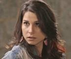 Chandelly Braz é Carmela em 'Haja coração'   TV Globo