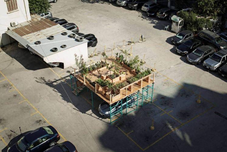 Projeto pretende ocupar espaços ociosos em estacionamentos da cidade (Foto: Reprodução)
