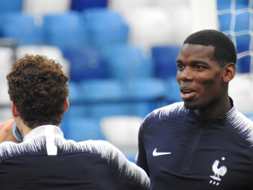 França vem com força máxima nas quartas (Foto: Marcelo Hazan)