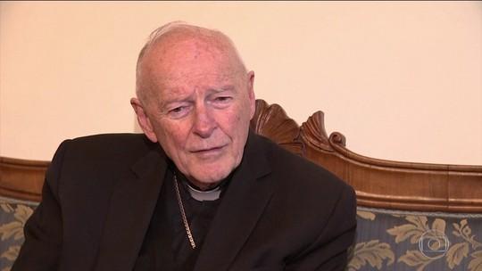 Em decisão inédita, Vaticano expulsa ex-cardeal acusado de abuso sexual