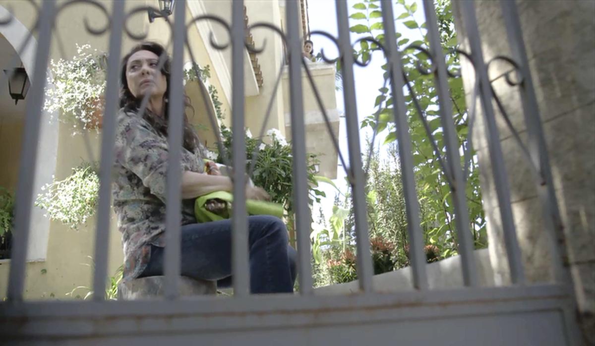Rania Tem Atitude Suspeita Apos Morte De Aziz Vem Por Ai Gshow