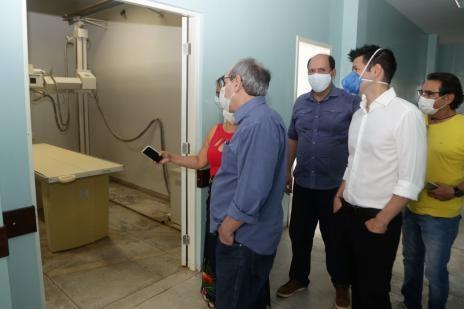 Unidade Corona Norte com 15 leitos de UTI deve ser entregue na próxima semana em Araguaína