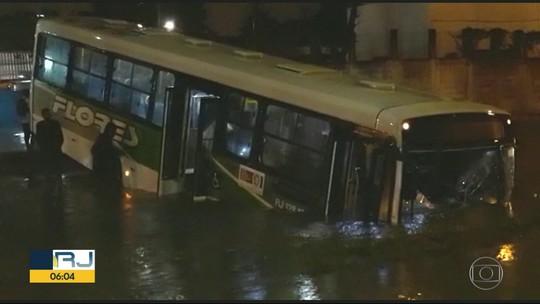 Rio registra chuva esperada para novembro em 24 horas; capital fluminense está em estágio de atenção