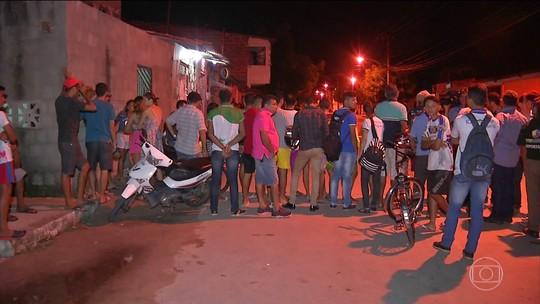Polícia do CE investiga uma chacina que deixou cinco mortos