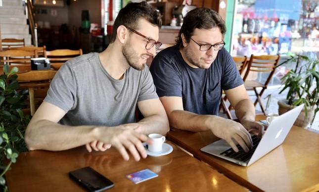 Lucca Freire e  Lucas Pérez comandam  Fintech Trampolin