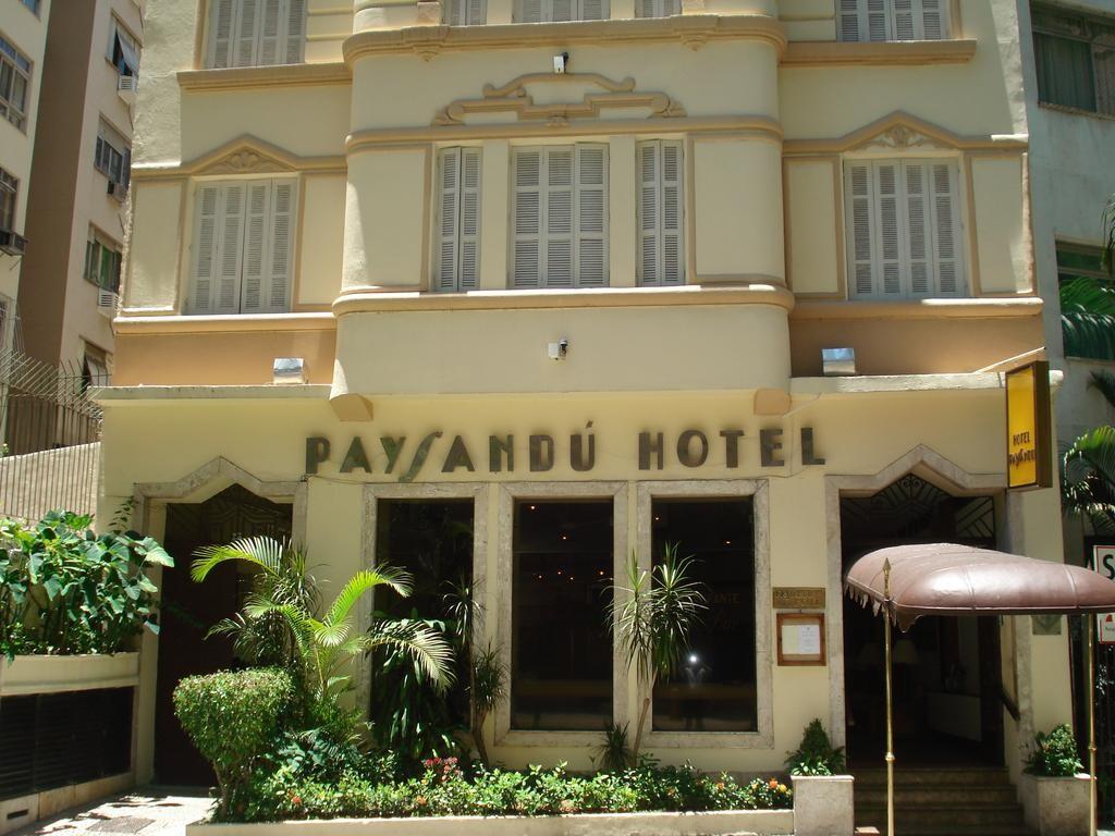 O hotel Paysandú está à venda