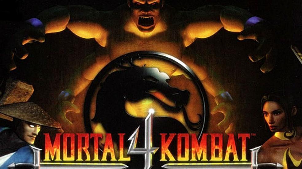 Os piores jogos de Mortal Kombat: Mortal Kombat 4 � Foto: Divulgação / Midway