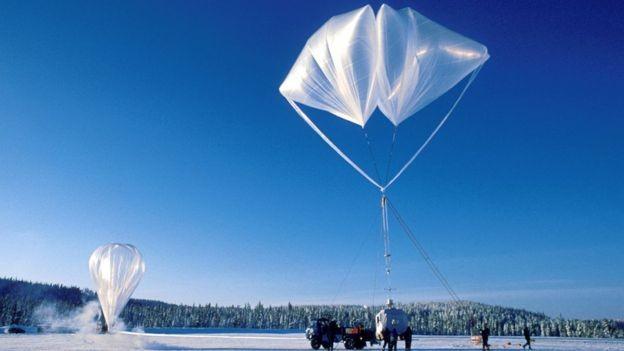 Misterioso aumento das emissões de gases foi identificado este ano e pesquisadores acreditam ter achado a fonte de emissão que estaria comprometendo a camada de ozônio  (Foto: Alamy via BBC)