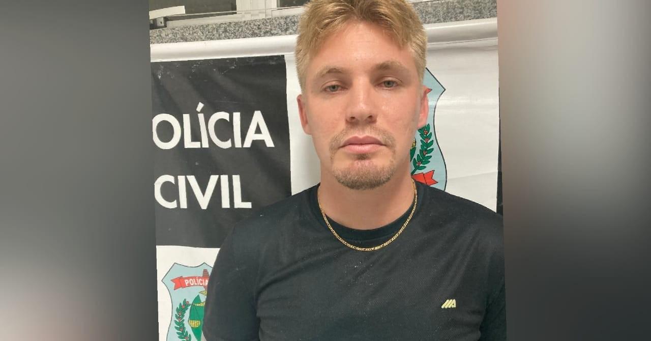 'Don Juan' é preso em Fortaleza após aplicar golpes em mulheres de vários estados
