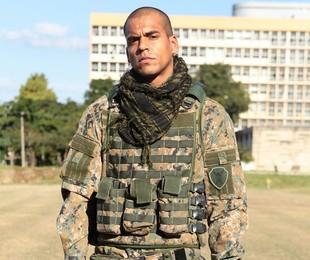 Marcello Melo Jr. em 'Arcanjo renegado' | Globo