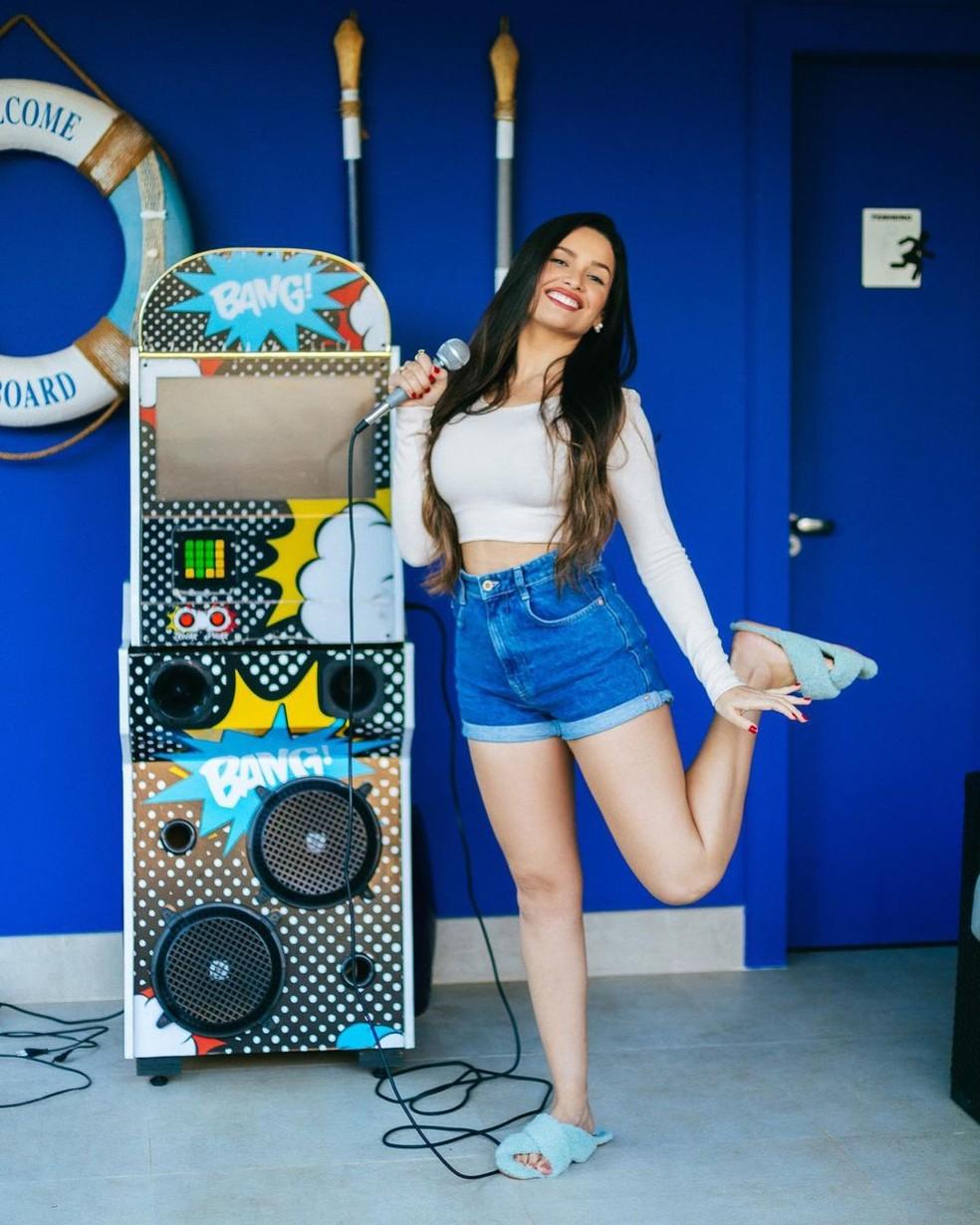 Juliette se lança como cantora — Foto: Reprodução/Instagram
