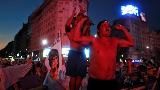 Foto: (Agustin Marcarian/Reuters)