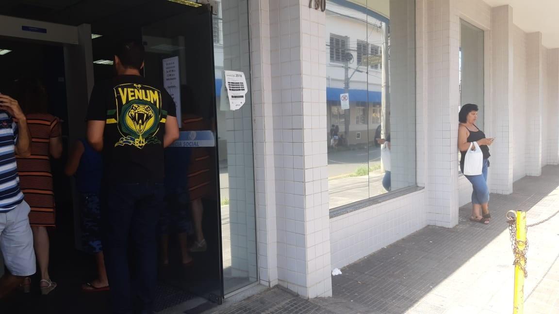 Com falha no sistema, agência do INSS em Piracicaba fica sem atendimento nesta sexta-feira - Noticias