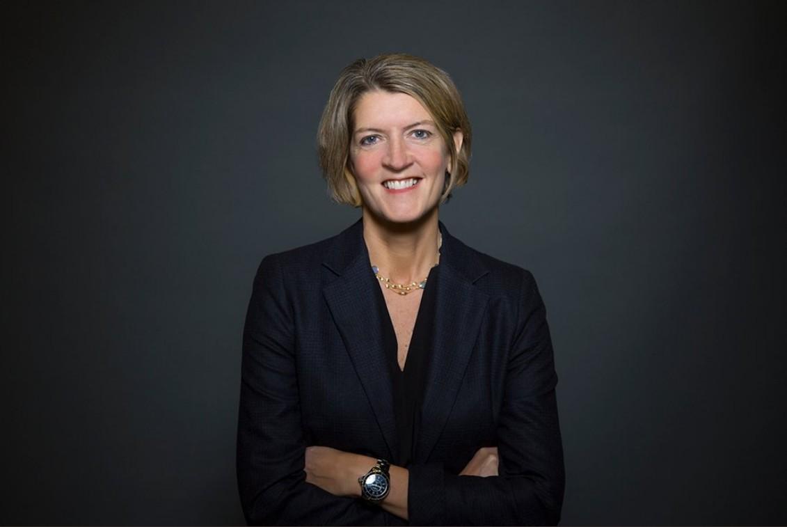 Beth Ford, CEO da Land O'Lakes (Foto: Twitter/Divulgação)