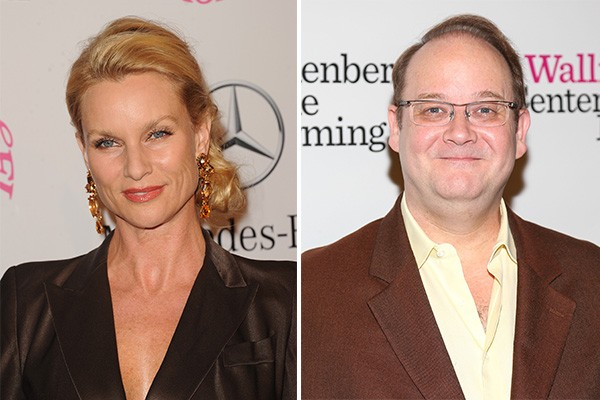 Nicollette Sheridan e Marc Cherry (Foto: Getty Images)
