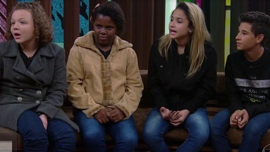 Crianças contam como é viver em áreas de risco no Rio de Janeiro