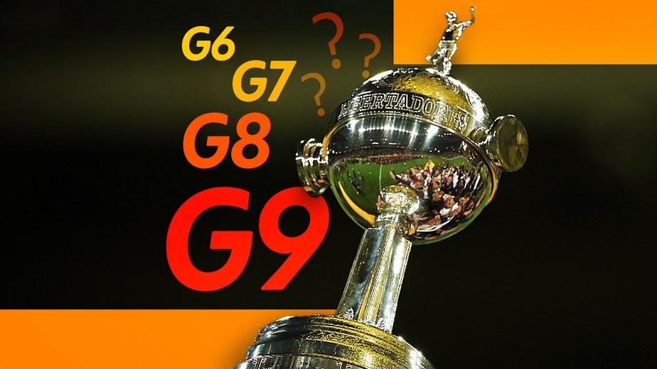 Domínio brasileiro na Libertadores e na Sul-Americana pode transformar o G-6 até em G-9 no Brasileirão