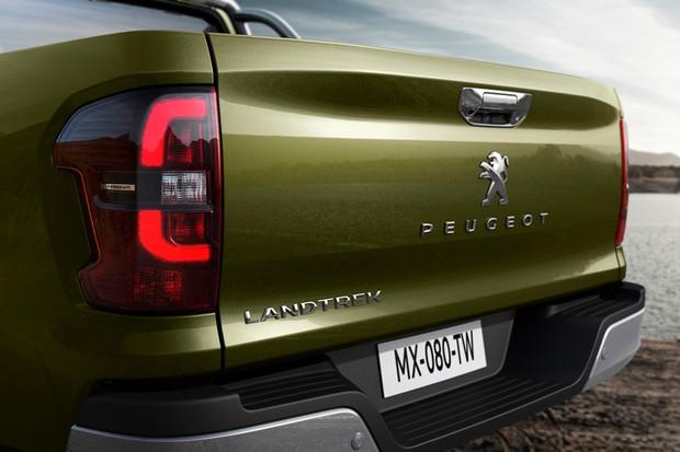 Peugeot Landtrek (Foto: Divulgação)