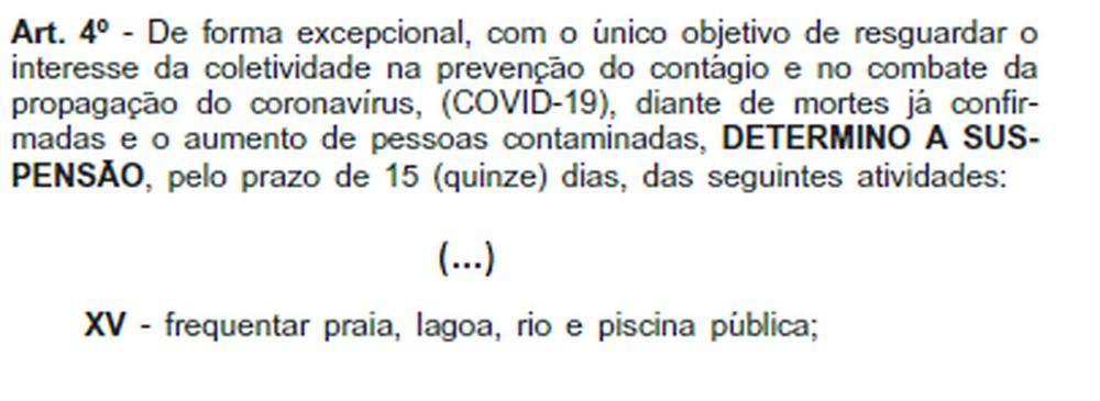 Com isolamento, lixo recolhido das praias do Rio cai 91% durante a semana 2