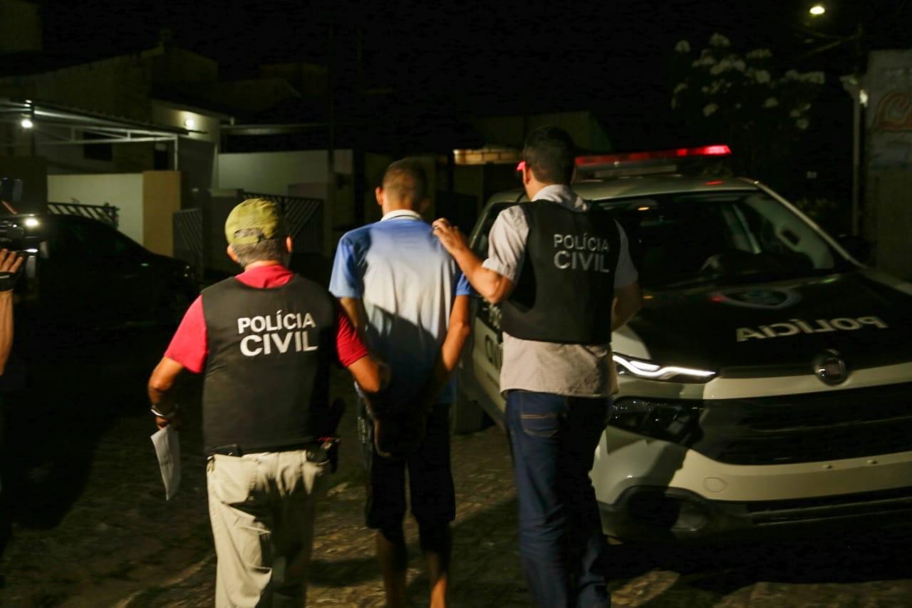 Homem é preso suspeito de participar de estupro coletivo, em Santa Rita, na Paraíba - Notícias - Plantão Diário