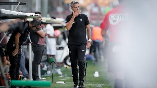 Foto: (Bruno Cantini / Atlético)