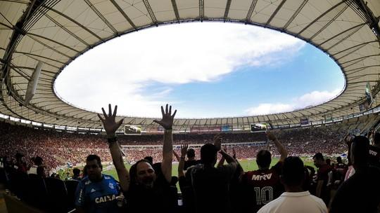 Flamengo x Botafogo  saiba como garantir ingresso para o clássico no ... 48e51e01c4a79