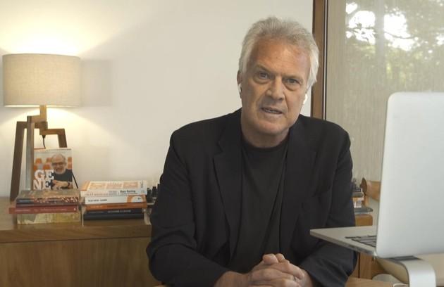 Pedro Bial também (Foto: Globo)