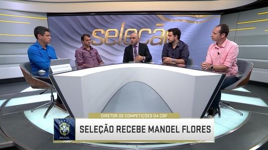 Calendário, estaduais e feminino: veja entrevista de Manoel Flores, da CBF