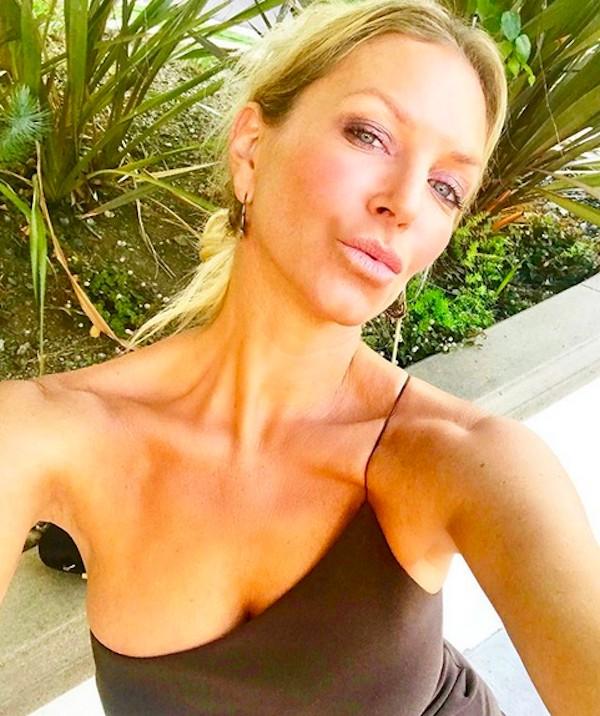 A modelo australiana Annalise Braakensiek (Foto: Instagram)