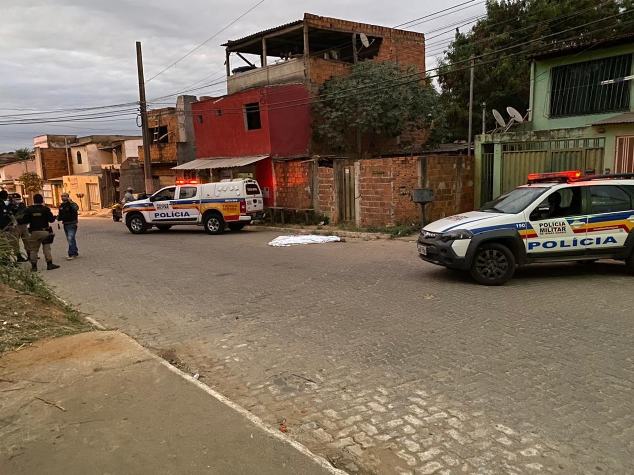 Adolescente é morto a tiros em Governador Valadares