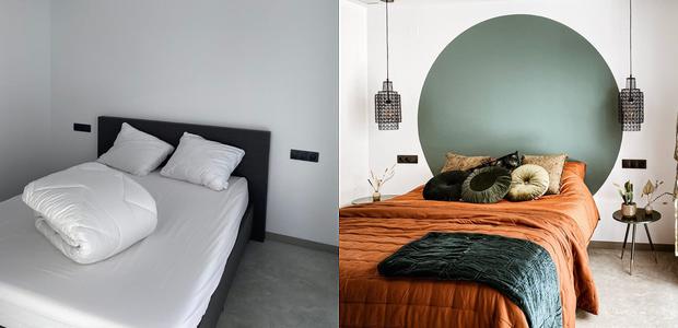 Antes e depois: as 8 melhores transformações que já saíram em Casa Vogue  (Foto: Divulgação)