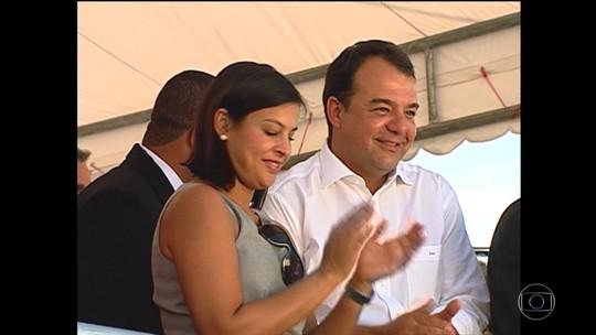 Cabral nega propina de empreiteiras e diz ter a consciência tranquila
