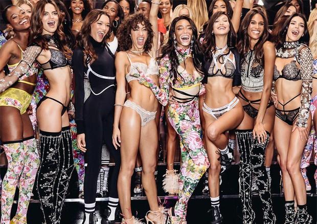 Victoria's Secret Fashion Show (Foto: Reprodução/ Instagram)
